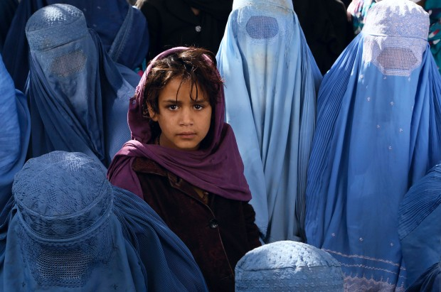 Afghanistan women health