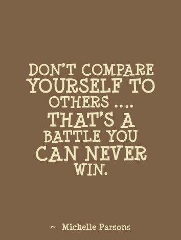 Compare Quotes Endearing Getting Back On Your Path Quotes Dont Compare Yourself To Others