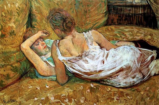 A Lesbian Love Affair